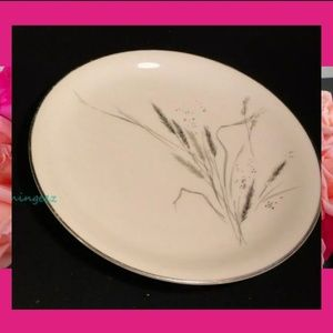 "8"" Salad Plate Set of 2 Easterling ""Ceres"" Vera Gr"